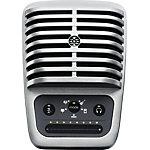 Microphone à condensateur numérique Shure MV51 Argenté