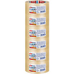 Ruban adhésif d'emballage tesapack Ultra strong 50 mm x 66 m Transparent 6 rouleaux de 66 m