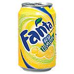 Fanta Lemon Canette 24 Unités de 330 ml