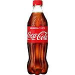 Boisson gazeuse Coca Cola Regular 24 bouteilles de 500 ml