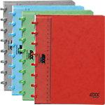 Cahiers Adoc Schrift PAP EX stnd. A5 Assortiment de couleurs Quadrillé 5 x 5 A5 90 g