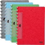 Cahiers Adoc Schrift PAP EX stnd. A4 Assortiment de couleurs Quadrillé 5 x 5 mm A4 90 g