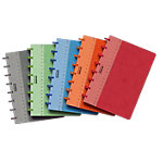 Cahiers Adoc PAP EX Book Colorlines A5 Assortiment de couleurs Ligné A5 90 g