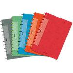 Cahier Adoc PAP EX Book Colorlines A4 Assortiment de couleurs Ligné A4 90 g