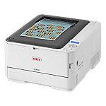 Imprimante laser couleur OKI 300 série C332dn A4 Avec impression sans fil
