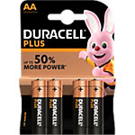 Pile Duracell Plus Power AA 4 unités