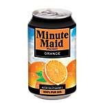 Minute Maid Orange Canette 24 Unités de 330 ml
