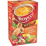 Soupes instantanées Royco Poulet Tandoori 20 unités