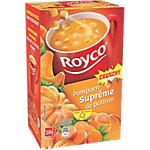 Soupes instantanées Royco Suprême de potiron 20 Unités de 30 g