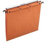Dossiers suspendus verticaux ELBA AZO Ultimate® Folio Orange Carton 25 Unités