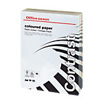 Papier couleur Office Depot Contrast A4 160 g