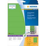 Étiquette Herma 5094 192x38mm vert