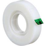 Ruban adhésif d'emballage Scotch Magic™ 810 12 mm x 33 m Transparent