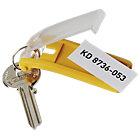 Porte clés DURABLE Key Clip 65 x 25 x 12 mm 6 Unités