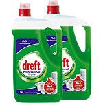 Liquide vaisselle Dreft Professional Original 2 Unités de 5 L