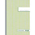 Manifold autocopiant Exacompta Blanc, vert Quadrillé 5 x 5 mm A4 21 x 29,7 cm 25 feuilles