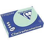 Papier couleur Clairefontaine Trophée A4 160 g