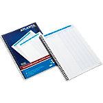Livre de caisse Jalema Atlanta A5414 012 Bleu, blanc A4 21 x 29,7 cm 2 unités de 50 feuilles