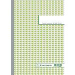 Carnet de commandes autocopiant Exacompta 3128X duplicata Blanc, vert Ligné 10,5 x 17,5 cm
