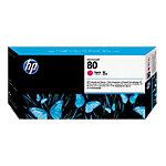 Tête d'impression et nettoyant HP D'origine 80 Magenta C4822A