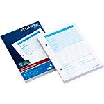 Formulaires professionnels (NL) Jalema A5406 031 Blanc A6 10,5 x 14,8 cm 50 feuilles