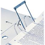 Relieurs de documents FAST Avec poignée de transfert Bleu plastique 14 x 17,5 cm