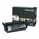 Toner T654X31E D'origine Lexmark Noir