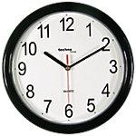 Horloge murale TechnoLine WT 600 25 x 2,4 cm Noir
