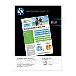 Papier photo HP Professional Blanc Mat 120 g