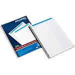 Livre de caisse Jalema Atlanta A5414 011 Bleu, blanc A4 21 x 29,7 cm 2 unités de 25 feuilles