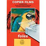 Transparents Folex X 10.0 A4 100 Feuilles