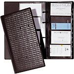 Album pour cartes de visite DURABLE Visifix® Centium Noir 200 cartes 14,5 x 4,5 x 25,5 cm