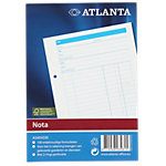 Bloc de factures Jalema Atlanta A5 14,8 x 21 cm