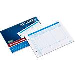 Carnet de comptes rendus hebdomadaire (NL) Jalema A5 21 x 14,8 cm 50 feuilles