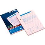 Registre de caisse dépenses (NL) Jalema A5406 034 Blanc A6 10,5 x 14,8 cm 100 feuilles