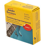 Oeillets de renforcement AVERY Zweckform 3510 Transparent 500 Unités