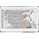 Planning annuel Legamaster Annuel 90 x 60 cm Blanc