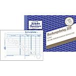 Reçus de réservation AVERY Zweckform 309 Blanc A6 paysage 14,8 x 10,5 cm 50 Feuilles