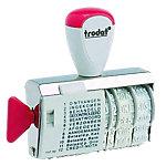 Formule + timbre dateur Trodat Néerlandais Trodat Classic 1117 (NL) 1 Ligne