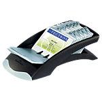 Porte cartes de visite DURABLE Visifix Desk Argenté, noir 10,4 x 24,5 x 6,7 cm