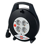 Enrouleur de câble électrique brennenstuhl Vario 4 prises