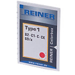 Tampon encreur REINER Reiner B2 Rouge