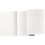 Feuillets de comptabilité Jalema Atlanta A3607 95 Folio 90 g
