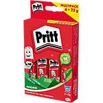 Bâtons de colle Pritt 1445028 5 + 1 GRATUIT 6 Unités de 22 g