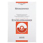 Bloc à dessin SCHOELLERSHAMMER Layout 14737 A3 75 g