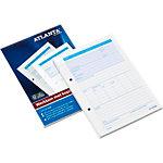 Bons de travail Jalema Atlanta Texte néerlandais A5 14,8 x 21 cm 2 unités de 50 feuilles
