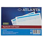 Carnet d'ordres de mission Jalema Atlanta A5435 010 A5 14,8 x 21 cm