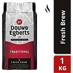 Café moulu Douwe Egberts Roodmerk Fresh Brew 1 kg