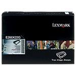 Tambour E260X22G D'origine Lexmark Noir