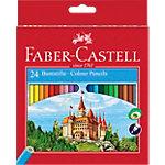 Crayons de couleurs Faber Castell 111224 Assortiment 24 Unités